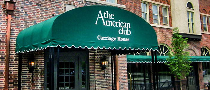 The American Club Header Image