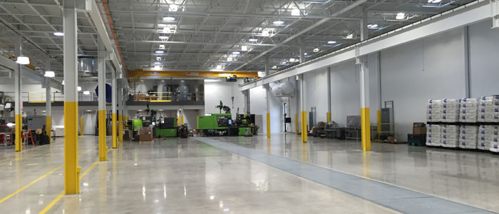 Polyfab Manufacturing Addition Header Image
